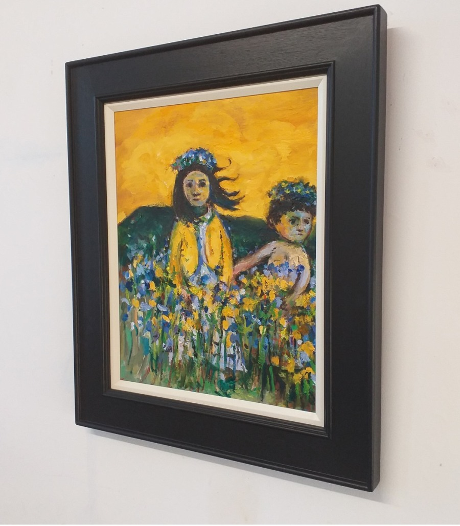 Amongst the Flowers 3r John Martin Fulton