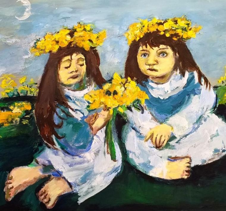 daffodil Girls Banner