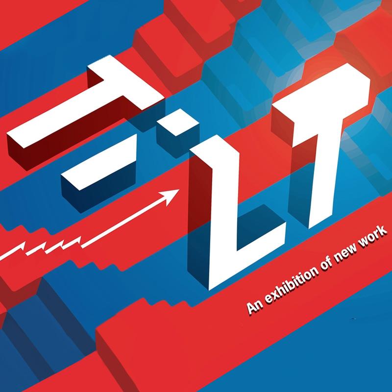 Tilt Exhibition Flyer