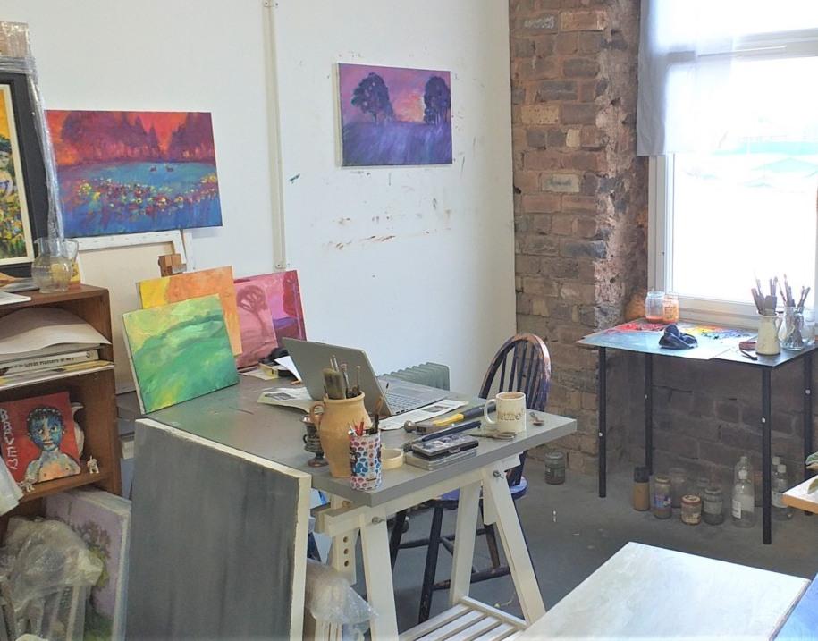John Martin Fulton Studio Space