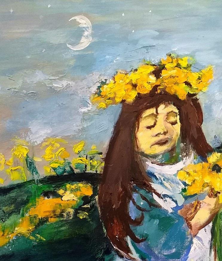 Daffodil Girls 5 John Martin Fulton