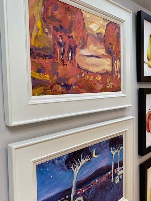 lemond gallery christmas show 2020 John Martin Fulton