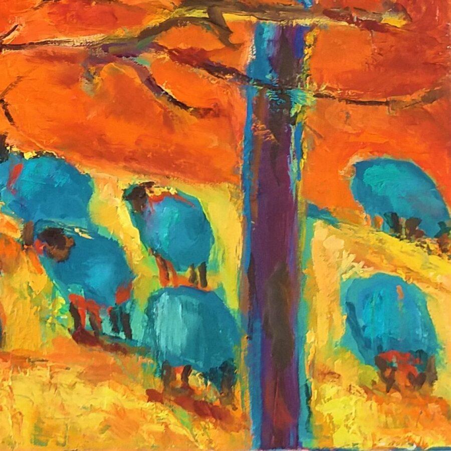 The Herd d3 John Martin Fulton